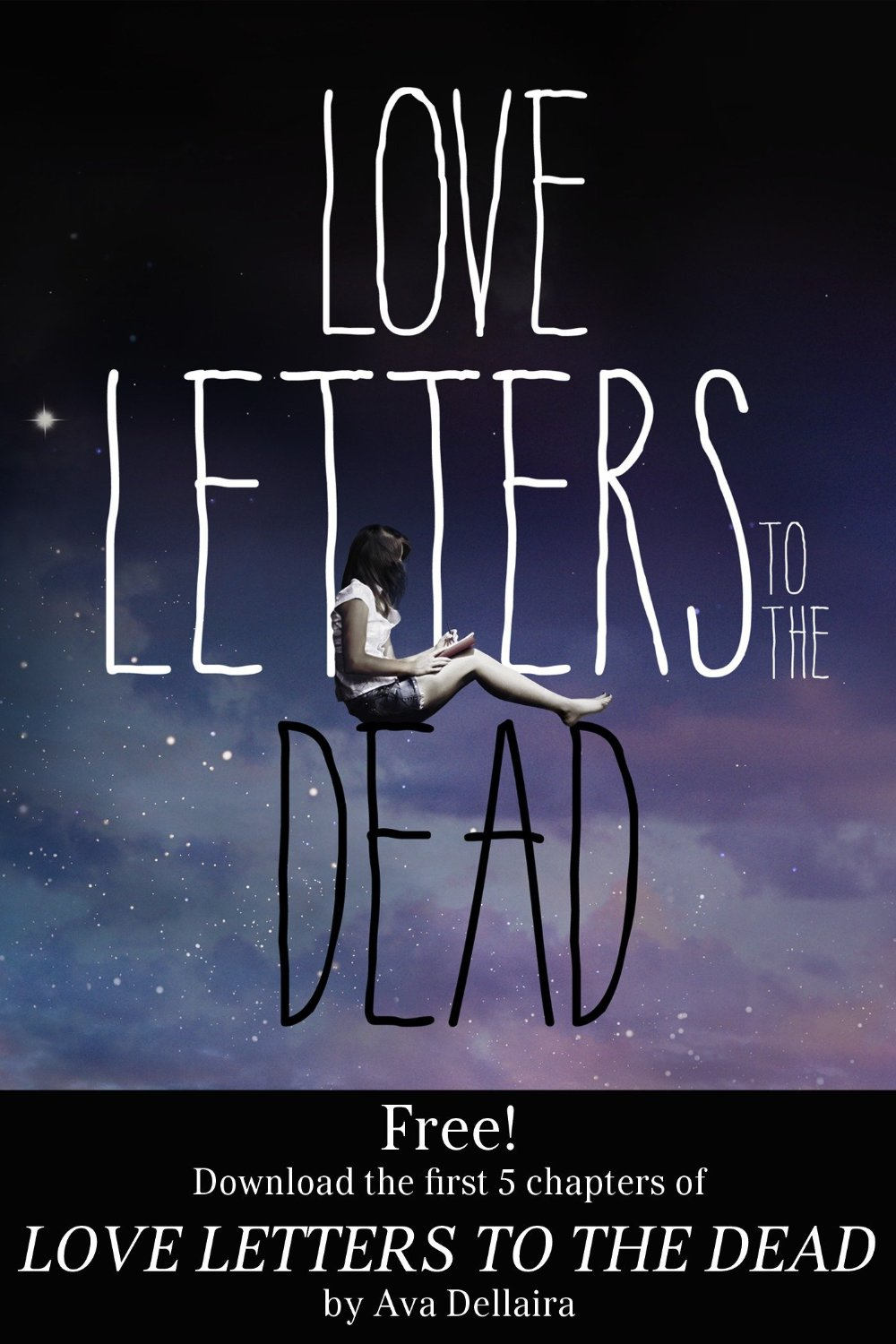 free sample love letters to the dead