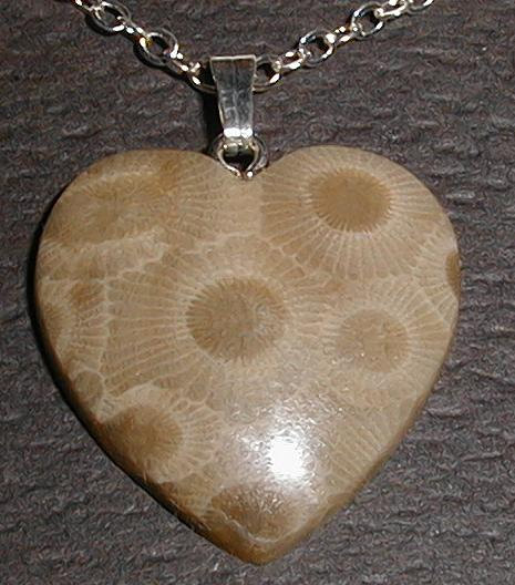 heart necklace giveaway