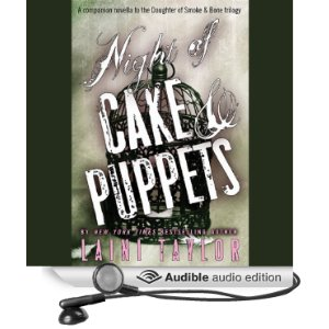 night of cake & puppets audiobook