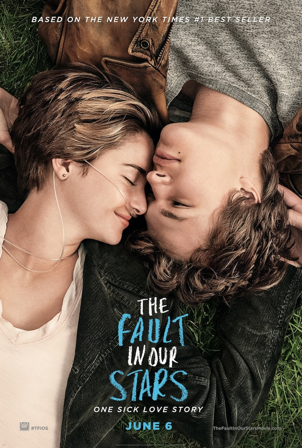 tfios movie poster official