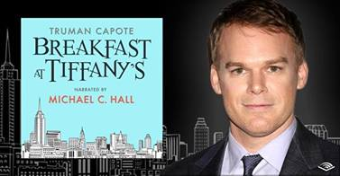 Michael C. Hall performs Breakfast at Tiffany's. Photo credit: Audible Inc.
