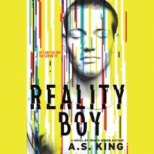reality boy a.s. king audiobook