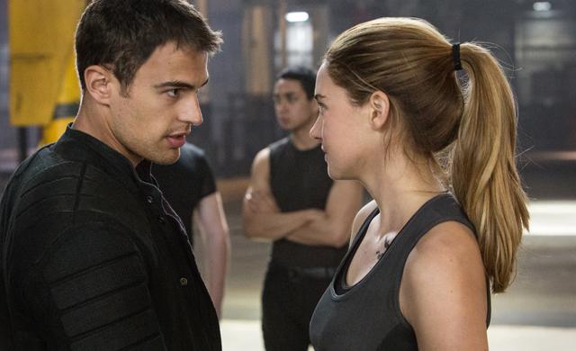 Four and Tris Divergent