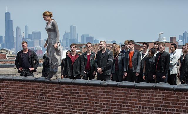Shailene Woodley as Tris Divergent