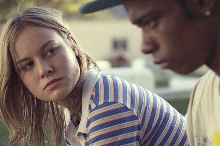 Brie Larson and Keith Stanfield as Grace and Marcus in Short Term 12.