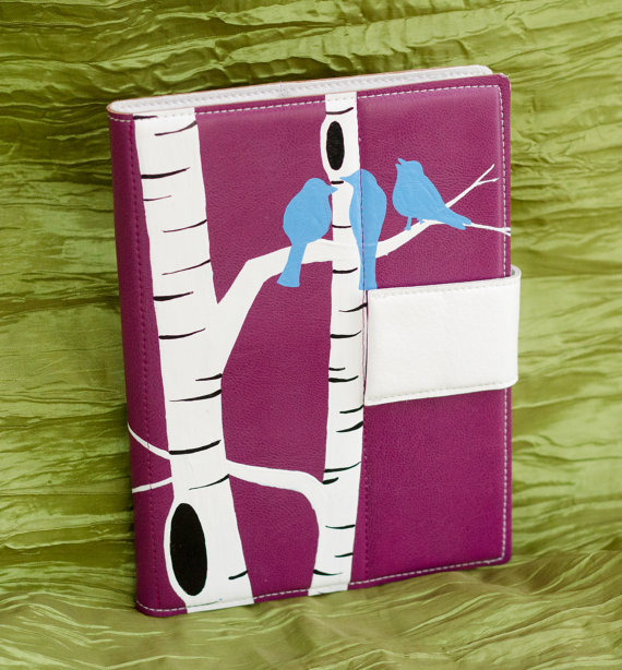 vegan ereader cover