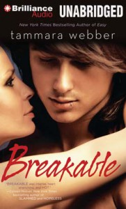 Breakable by Tammara Webber Audiobook Review
