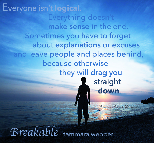 breakable teaser