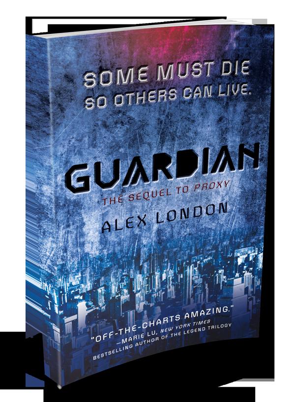 Guardian Alex Proxy 3D