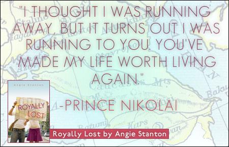 royally lost teaser