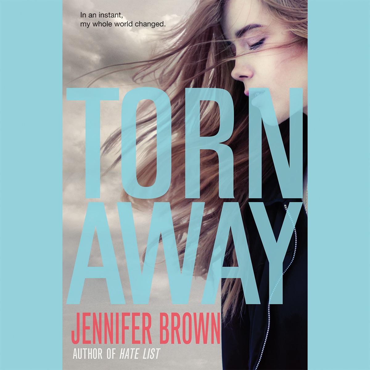 torn away jennifer brown audiobook