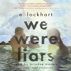 we were liars audio