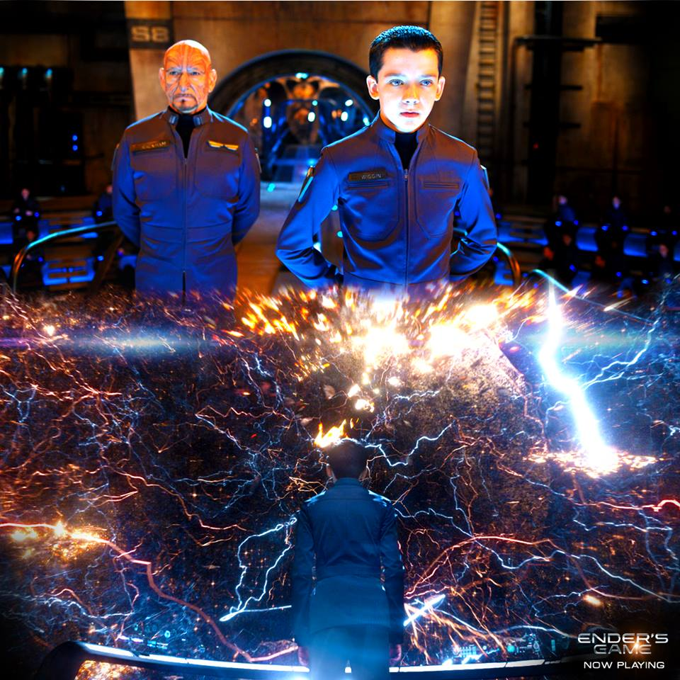 ender's game movie still
