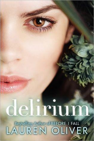 delirium book lauren oliver