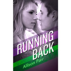 running back allison parr
