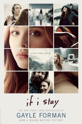 if i stay movie tie-in book