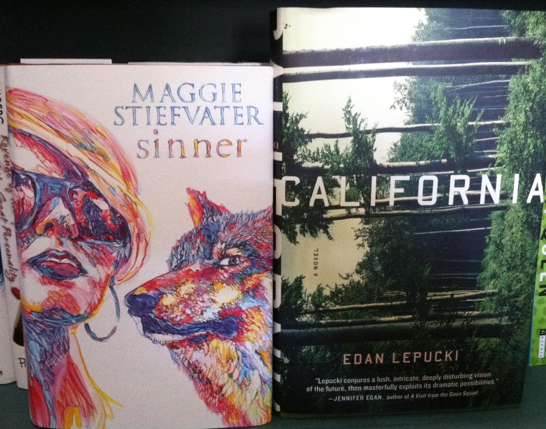 Mailbox Monday Sinner and California