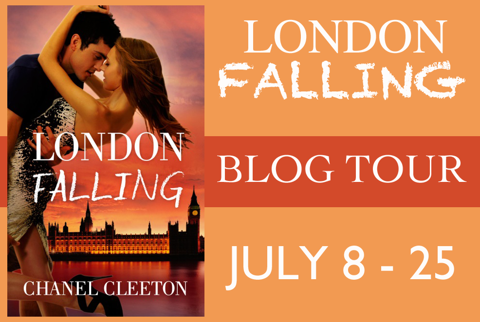 london falling blog tour