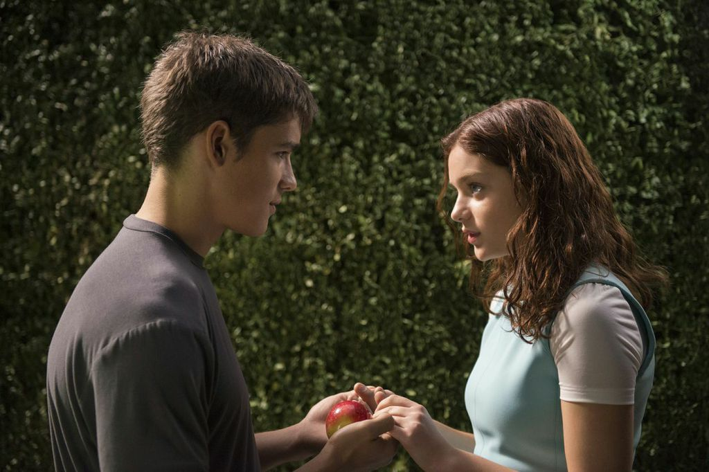 the giver movie still