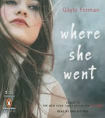 where she went audio