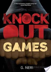 YA Diversity Book Club: Knockout Games by G. Neri