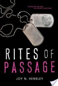 Rites of Passage by Joy N. Hensley