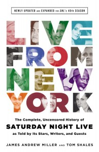 Live From New York (2014 update) Book Review