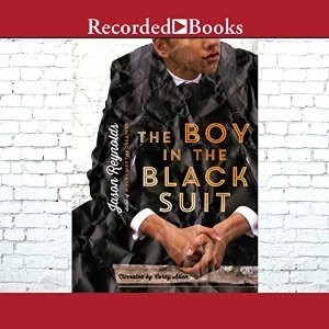 Audiobook Review: The Boy in the Black Suit by Jason Reynolds