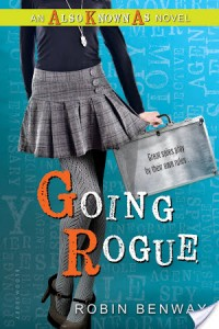 Going Rogue by Robin Benway Book Review and Giveaway