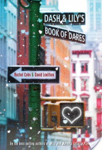 Review: Dash & Lily's Book of Dares by Rachel Cohn, David Levithan