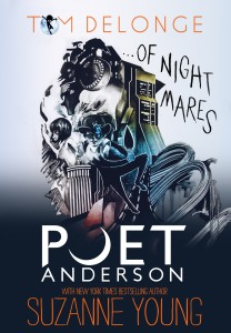 Spotlight and Giveaway: Poet Anderson…Of Nightmares