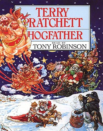 Holiday Reading: Hogfather by Terry Pratchett Audiobook Review ...