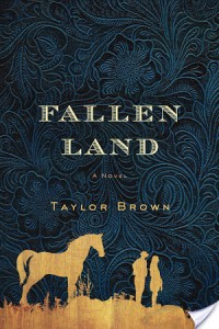 Spotlight and Giveaway: Fallen Land by Taylor Brown