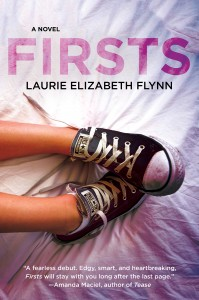Firsts by Laurie Elizabeth Flynn: Review | Excerpt | Giveaway