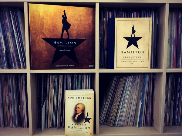 hamilton the revolution collection