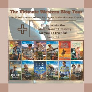 The Ultimate Western Blog Tour
