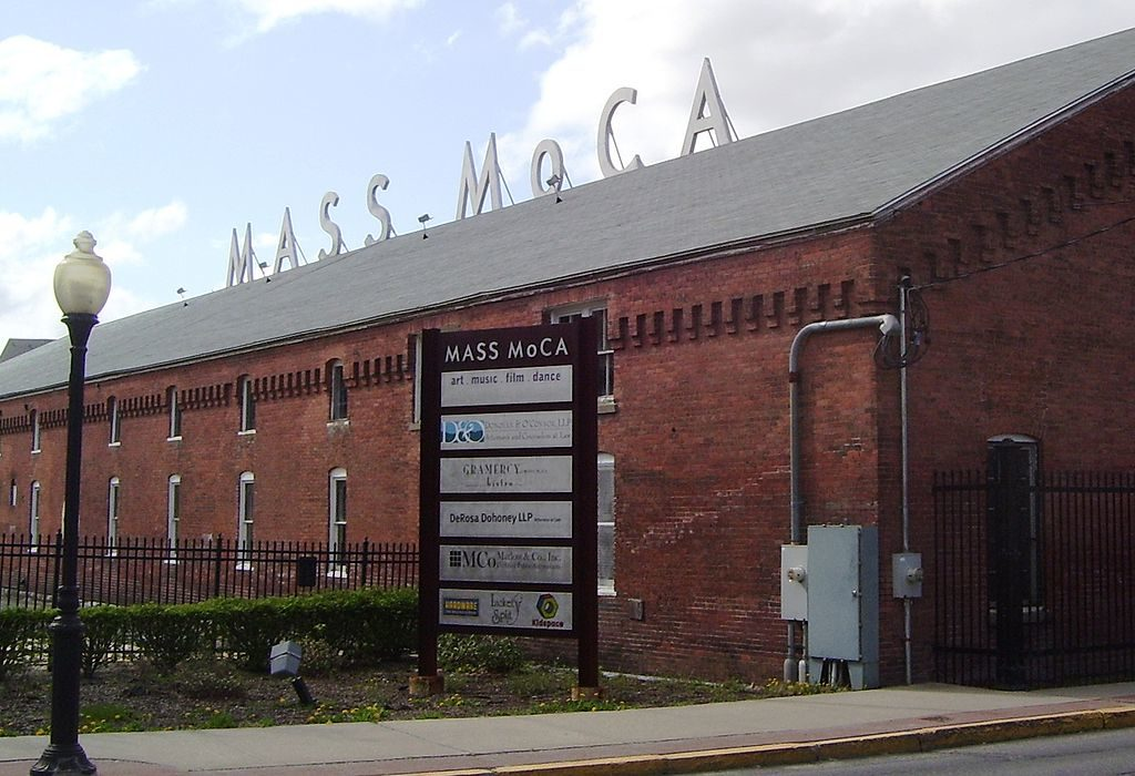 Mass Moca Results May Vary
