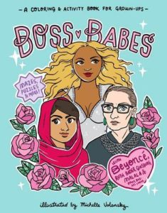 Boss Babes: A Coloring and Activity Book | Giveaway