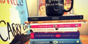 Dewey's 24 Hour #Readathon: TBR