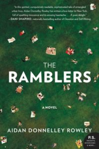 Blog Tour: The Ramblers by Aidan Donnelley Rowley