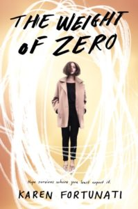 Blog Tour: The Weight of Zero