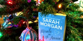 Blog Tour: Miracle on 5th Avenue by Sarah Morgan