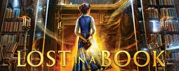 Resultado de imagen para Beauty and the beast: Lost in a book